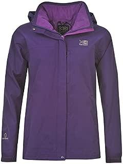 Womens Urban Jacket Weathertite Foldaway Hood Top