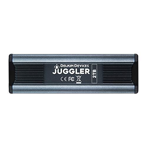 Delkin Devices 2TB Juggler USB 3.2 Type-C Solid-State Drive (DJUGBM2TB)