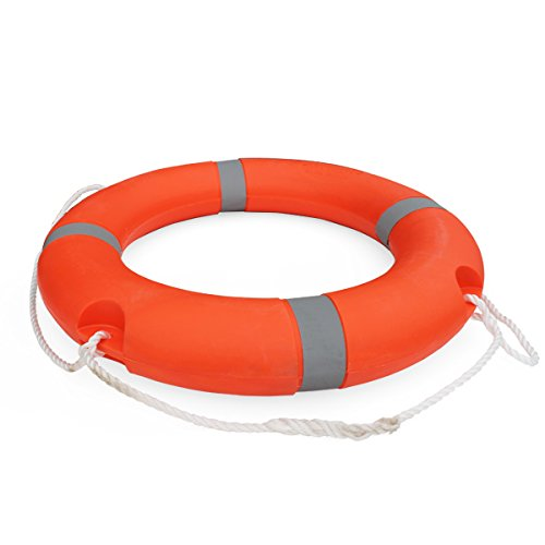 救命用浮き輪/外径 約71cm/救助用設置浮き輪/約2.5kg 規格品