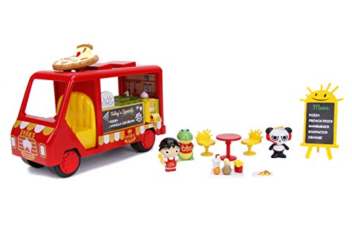 Jada Toys Ryan's World Food Truck Playset