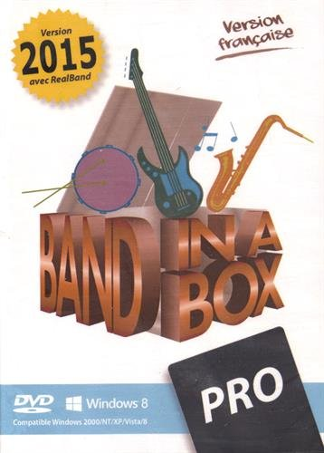 Band in a box 2010