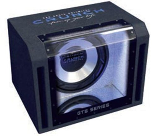 Crunch GTS400-30cm Gehäusewoofer