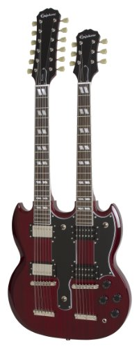 Epiphone EGDNCHNH3 Solid-Body Electric Guitar, Cherry