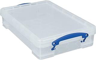 Really Useful Box 4-liters Förvaringslåda, Genomskinlig
