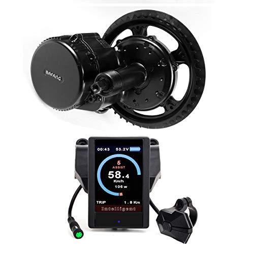 Bafang 48V 750W Mid Drive Kit de conversión Bicicleta eléctrica Kit de...
