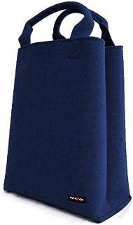 Haflinger Shopper Filz Tasche, jeans
