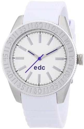 edc by Esprit Damen-Armbanduhr Vanity Wheel Analog Quarz Plastik A.EE101042001