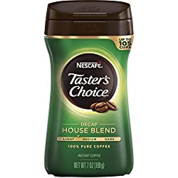 Nescafe Taster's Choice House Blend Decaf Coffee