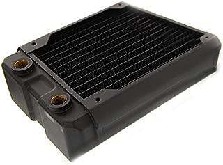 Black Ice Nemesis 120GTX Dual-Core Xtreme Profile Radiator - Black Carbon
