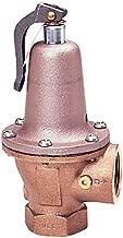Watts Regulator Co. 0382008 Series 740 ASME Water Pressure Relief Valves