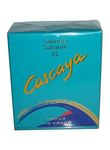 Gabriela Sabatini Cascaya - reines PARFUM 7,5 ml (RARITÄT)