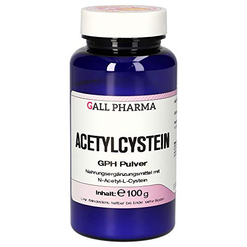 Gall Pharma Acetylcystein GPH Pulver, 1er Pack (1 x 100 g)