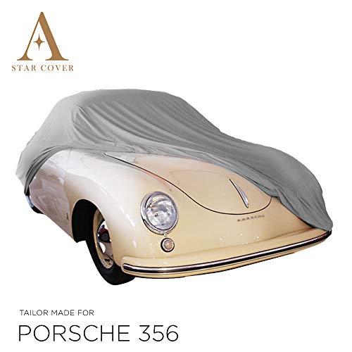 Star Cover AUTOABDECKUNG GRAU Porsche 356 Speedster SCHUTZHÜLLE ABDECKPLANE SCHUTZDECKE
