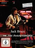 Rockpalast:the 50th Birthday Concerts [2 DVDs] - Jack Bruce