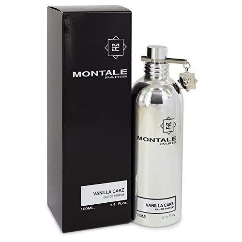 Montale Vanilla Cake Eau de Parfum Spray (Unisex) by Montale – 3.4 oz