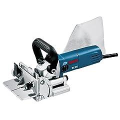 Bosch Professional GFF 22 A, 670 W nominaal opnamevermogen, 9.000 toeren stationair toerental, 22 mm snijdiepte, twee-gat moersleutel, HM disc cutter, L-BOXX*