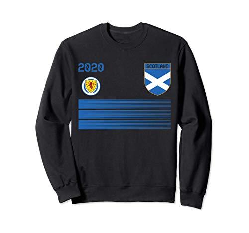 Maglia da calcio Scozia 2020 Scozia Soccer Felpa
