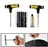 Kit de réparation de pneus pour pneus de voiture pneus de scooter pneus de moto Tir à la pompe / HaverCo