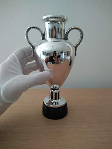 soccerballscollection Antiguo Trofeo Copa Europa Real Madrid 1956 1957 1958 1959 1960 1966