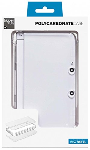 Nintendo New 3DS XL - Polycarbonat Case, Crystal [import allemand]