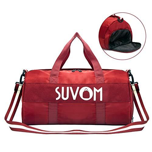 Suvom Costume Sac de voyage Costume Sac Porte-bagages changement de voyage sac polochon pour