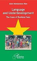 Language and Underdevelopment: The case of Burkina Faso