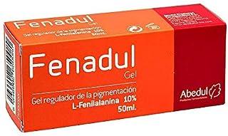 FENADUL Gel Acelerador de la Pigmentación con L-Fenilalanina | 50 ml | Favorece la Producción de Melanina y Acelera el Bro...