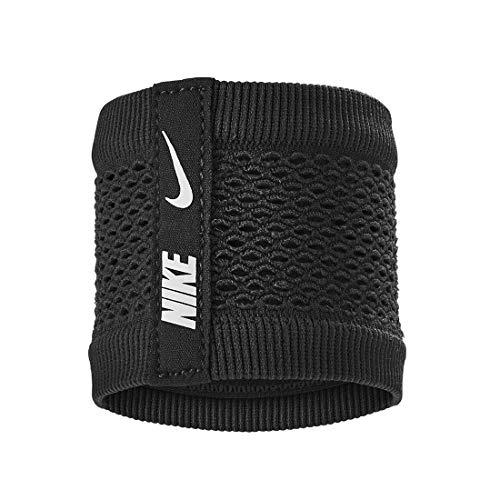 Nike Unisex– Erwachsene MESH Bands 2PK Armband 2er, Black/White, OSFM
