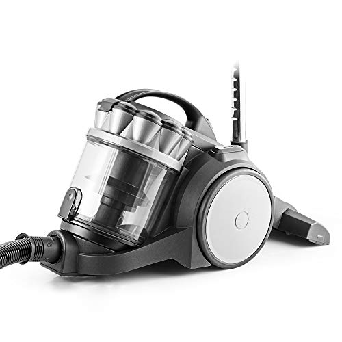 HARPER Raptor_Black+Grey, Aspirateur...