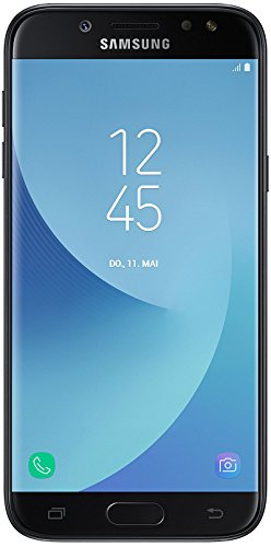 Samsung Galaxy J5 (2017) - Smartphone de 5,2'' (SIM doble, 4G, 16GB, 1280 x 720 Pixeles, Plana, SAMOLED, 16 million colours, 16:9), Negro
