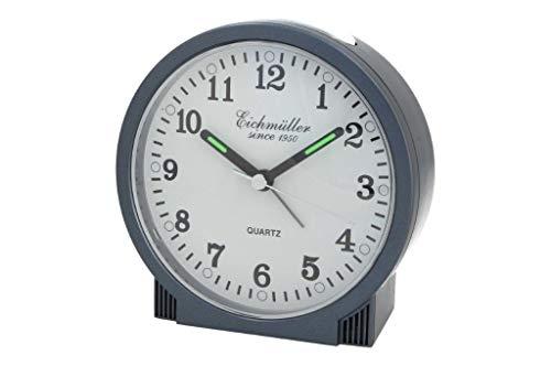 Eichmüller Wecker mit schleichender Sekunde ohne lästiges tick/tack