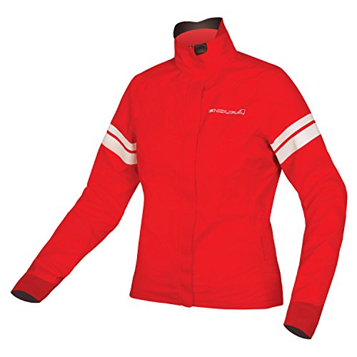 ENDURA - Pro SL Shell, Color Red, Talla UK-12