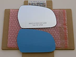 New Replacement Mirror Glass with FULL SIZE ADHESIVE for AUDI A3 A4 A5 S4 S5 Passenger Side View Right RH SEE NOTES MORE THAN 1 OPTION AVAILABLE