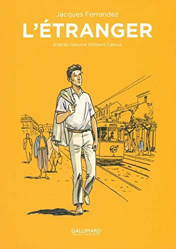 L'Étranger (Edition 10 ans Gallimard BD)