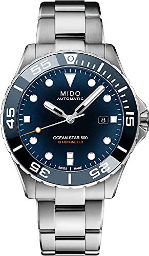 Mido Ocean Star 600C orologio subacqueo M026.608.11.041.01