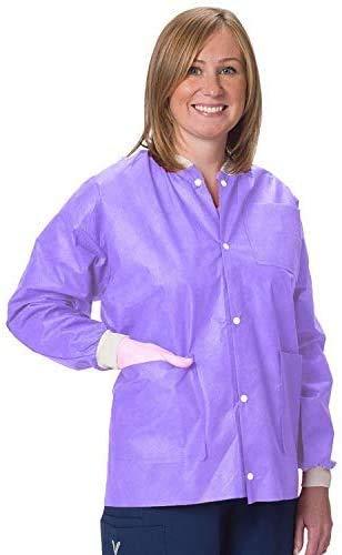 AMAZING Disposable Lab Jackets, 30