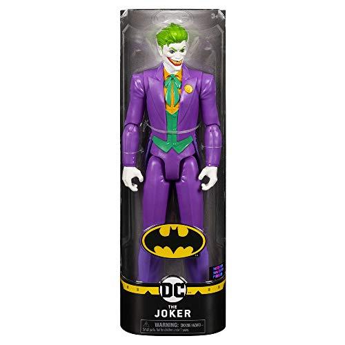 Batman JOKER, Personaggio da 30 cm articolato, dai 3 anni - 6056691
