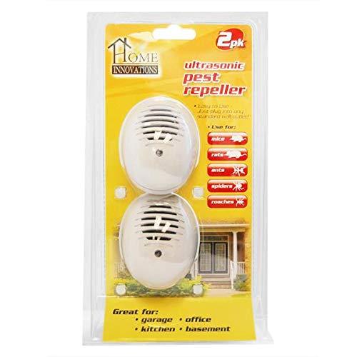 Home Innovations Ultrasonic Pest Repeller (4 Pack)