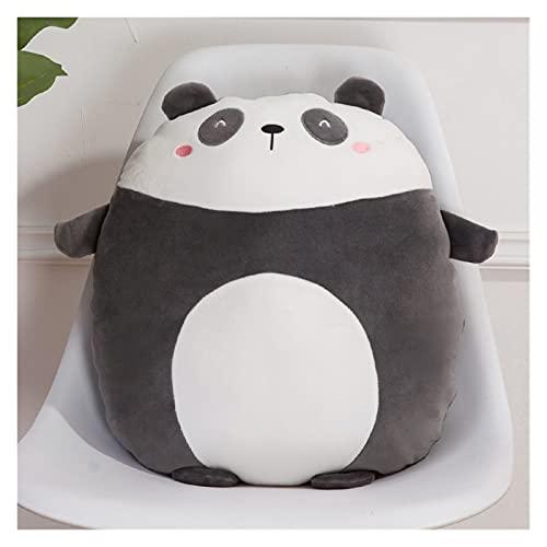 YSDSPTG Peluche poupée Coussin d'oreiller Animal poupée Dessin animé Mignon Dinosaure Lion Pingouin Peluche Toy Cadeau d'anniversaire (Color : Panda)