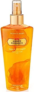 Victoria's Secret Amber Romance Fragrance Mist Travel Size 2 Oz