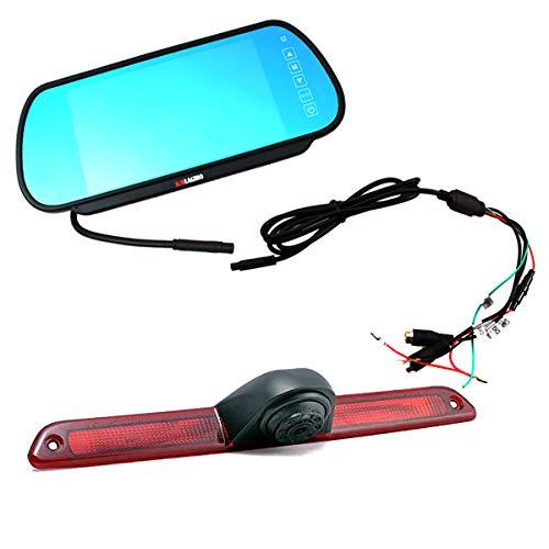 Sprinter Bremslicht-Rückfahrkamera für M B Sprinter W906 / Crafter Vans LED-Lichtparken(Sprinter Van (mit Monitor)