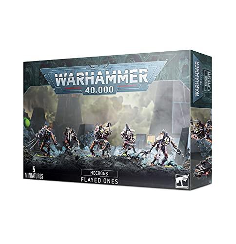 Warhammer 40k Necrons Flayed Ones
