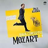 Mozart: Horn Concertos 1-4 - Felix Klieser