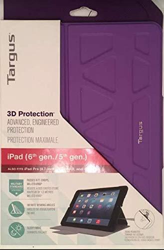 Targus 3D Protection Case for Apple iPad, Purple, THZ63507GL
