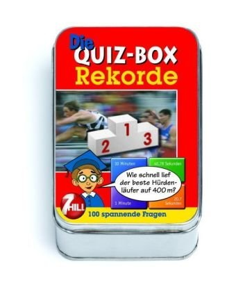 Die Quiz-Box Rekorde