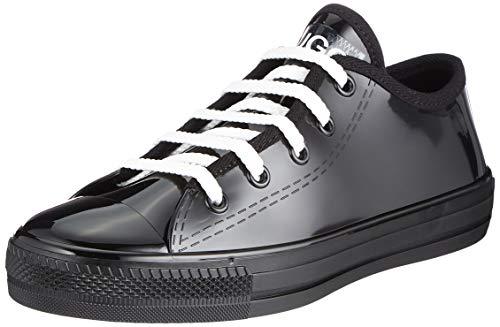 HUGO Damen Gamma LowCut-TR Sneaker, Black1