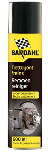 BARDAHL NETTOYANT FREINS - SUPER DEGRAISSANT - 600ml