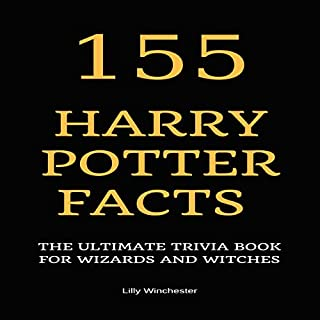155 Harry Potter Facts cover art