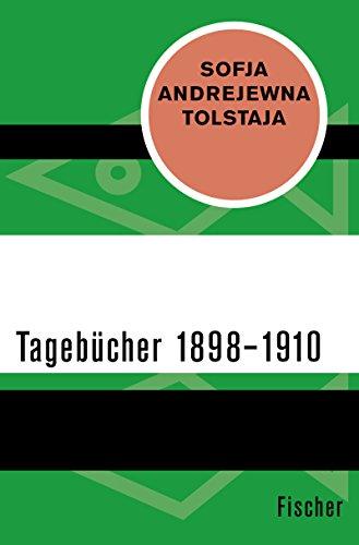 Tagebücher 1898–1910