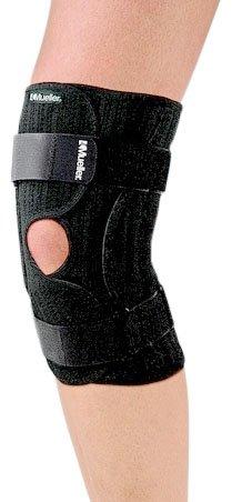 Mueller Elastic Knee Brace - Black, 12-16 Inch